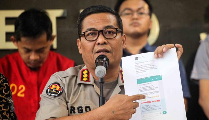 Penahanan 100 Tersangka Kerusuhan 22 Mei Ditangguhkan karena. . . - Warta Ekonomi