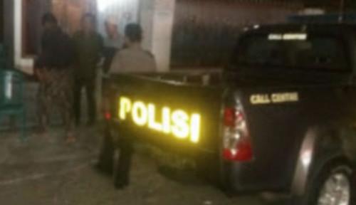 Foto Rumah Ketua MK Dijaga Ketat Polisi dan TNI