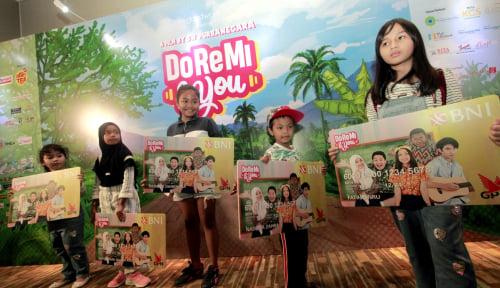 Foto BNI Terbitkan Kartu Debit Taplus Edisi Film Anak