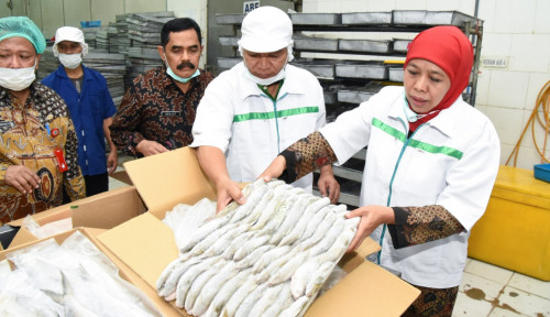 Foto Cegah Over Supply, Khofifah Minta Tingkatkan Komunikasi Perdagangan Antar Daerah