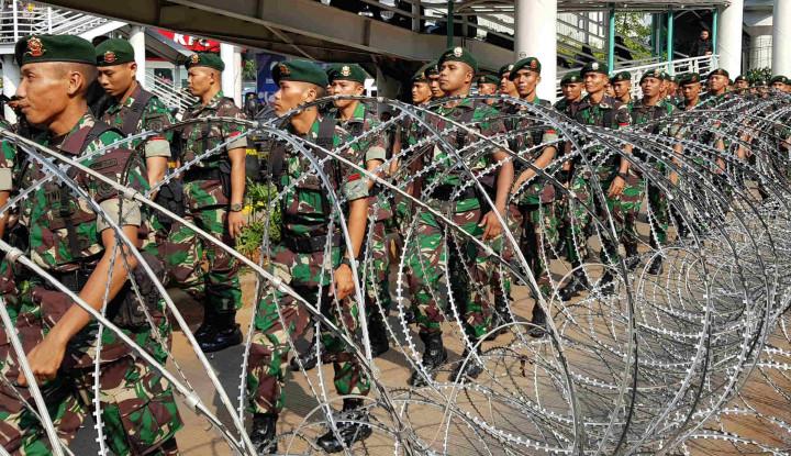 Pasca-Rusuh 22 Mei, Demokrasi Indonesia Mundur - Warta Ekonomi
