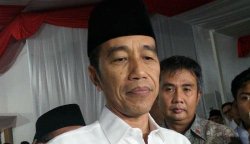 Foto Jokowi: Banyak yang Minta Adian Jadi Menteri