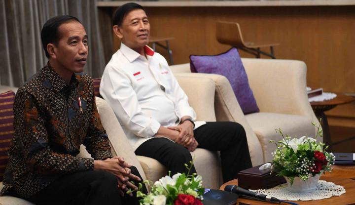 Wiranto Anggap Lucu Langkah YLBHI dan LBH Jakarta - Warta Ekonomi