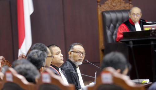 Foto BW BPN Masih Saja Ributkan Kapasitas Saksi Prof Eddy Hiariej