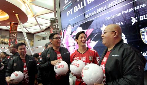 Pemain Anyar, Saham Bali United Duduki Puncak Klasemen