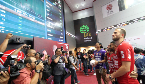 OJK Tetapkan Saham Bali United sebagai Efek Syariah
