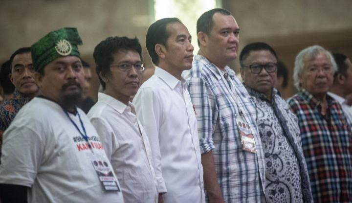 Erick Vs Adian Makin Panas, Sepertinya Pak Jokowi Lebih Sayang...