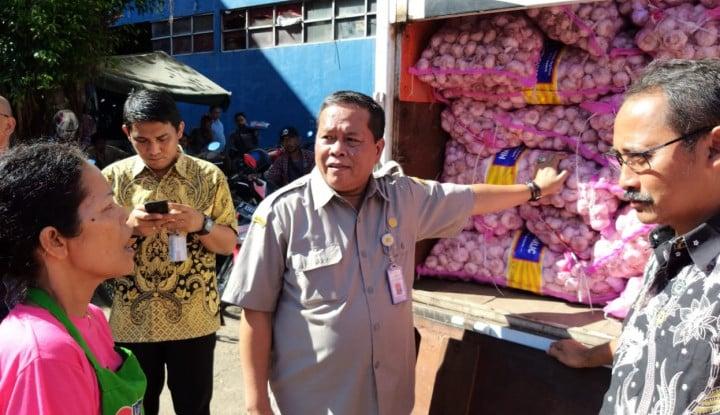 Kementan Sengaja Bikin Bawang Putih Langka saat Ramadan Lalu? - Warta Ekonomi