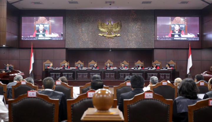 Kubu Prabowo, Baru Ronde 1 Sudah Lempar Handuk - Warta Ekonomi
