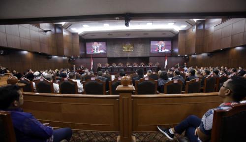 Foto Ini Nama Saksi dan Ahli dari Tim Hukum Prabowo di MK