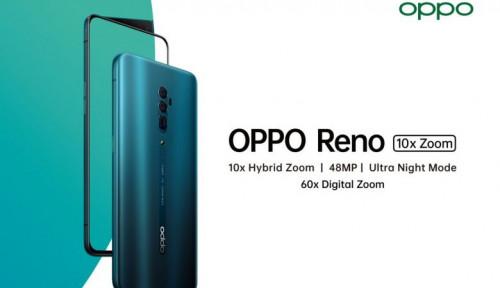 Foto Oppo Reno Harga Rp13 Juta, Milenial: Saya Mending Pilih Samsung apa Iphone