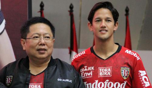 Harga Saham Lagi Murah, Konglomerat Pieter Tanuri Borong Saham Bali United