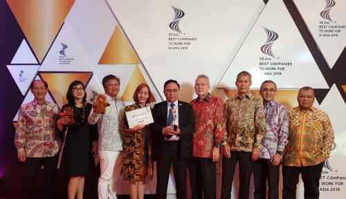 Foto Eagle High Plantations Dua Kali Raih HR Asia Awards