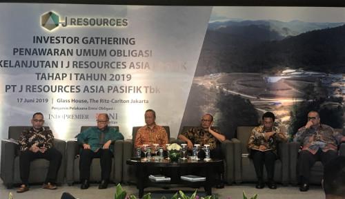 Foto J Resources Terbitkan Obligasi Rp500 M, Intip Nih Bunganya!