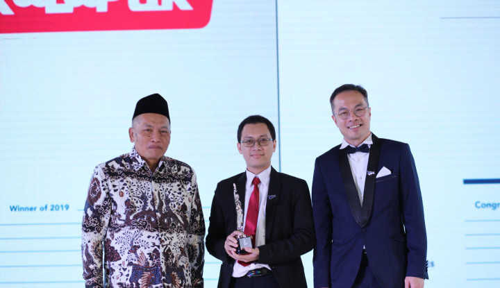 Mantap!! Bukalapak Sabet HR Asia Award 2019 - Warta Ekonomi