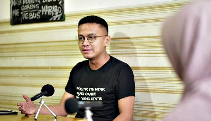 Politikus Senior PAN Sebut Faldo Maldini Mirip Pengamat - Warta Ekonomi