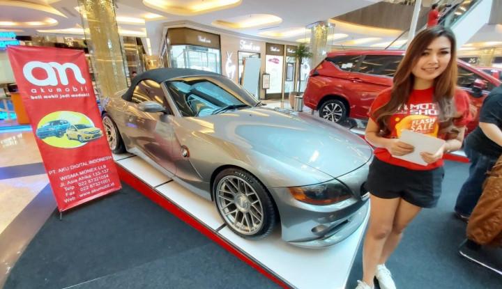 Bidik Pasar Bandung, Akumobil MotorShow Tawarkan Mobil Baru Cuma Rp50 Juta - Warta Ekonomi