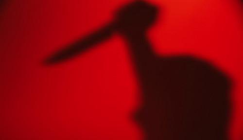Foto Tak Pinjami Uang, Pegawai Bank Syariah Mandiri Dibunuh