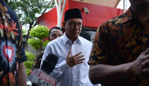 Foto Menag Lukman Batal Bersaksi di Persidangan Gara-Gara...