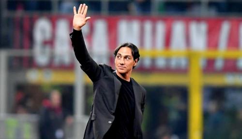 Foto Legenda AC Milan Ini Ditunjuk Jadi Pelatih Frosinone
