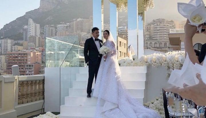 Mewah! Pernikahan Keluarga Besar Bos Sampoerna Bak Crazy Rich Asian di Dunia Nyata - Warta Ekonomi
