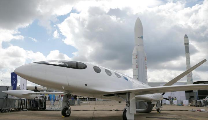 Ini Dia Alice, Pesawat Listrik Tercanggih - Warta Ekonomi