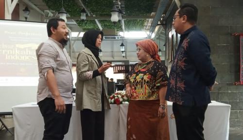 Foto Gebyar Pernikahan Indonesia 2019 Angkat Budaya Betawi