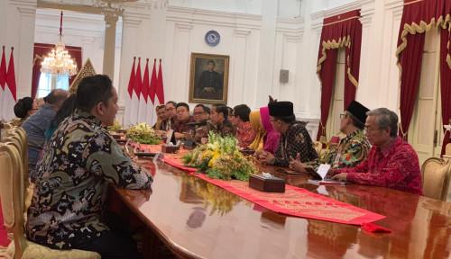 Foto Rancang Kebijakan Ekonomi Mikro, Presiden Undang Pelaku UMKM