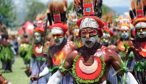 Foto Ambisi Papua Nugini: Jadi Negara Kulit Hitam Terkaya di Dunia, Akankah?