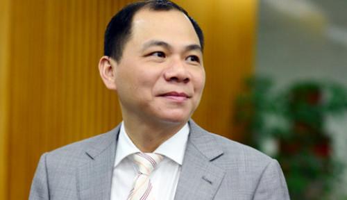 Foto Sosok Miliarder di Balik Keberhasilan Mobnas Vietnam