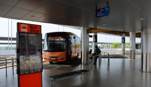 Foto Kawasan Intermoda BSD City Mendorong Ekonomi Masyarakat