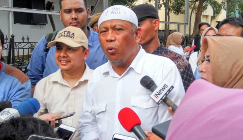 Foto Eggi Sudjana Minta Kasusnya Dihentikan Karena...