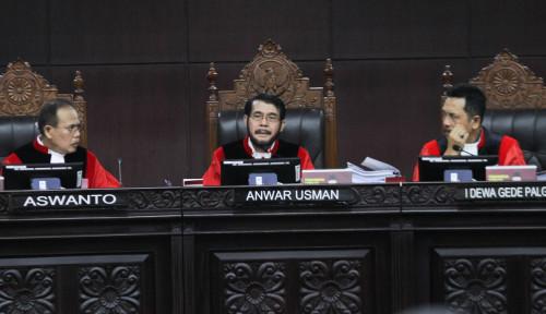 Foto Bawaslu dan Tim Jokowi Akan Hadirkan Saksi di Sidang MK