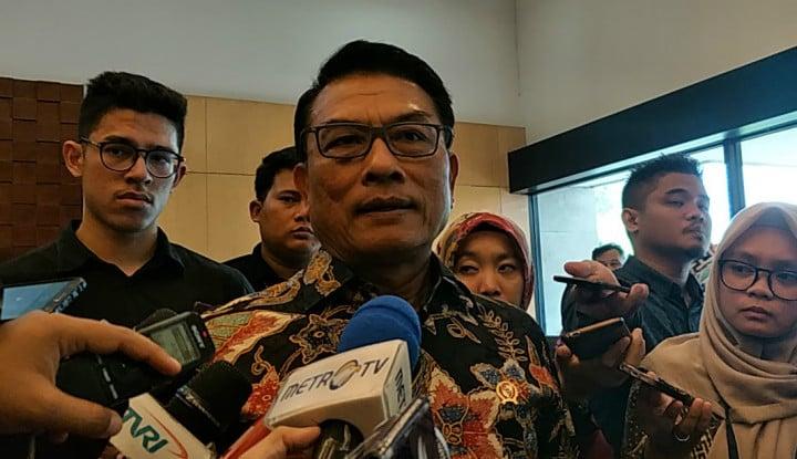 Anggota TNI Terpapar Radikalisme Buang ke Laut Saja - Warta Ekonomi