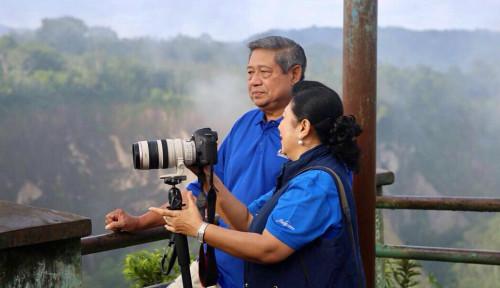 Foto Usai Pilpres, Ini Aktivitas SBY Sekarang