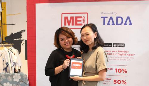 Foto Tada! Metrox 'Sulap' Kartu Member Pelanggan ke Bentuk Digital