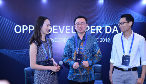 Foto Golden Seed Plan, Rencana Emas Oppo Buat Developer Indonesia