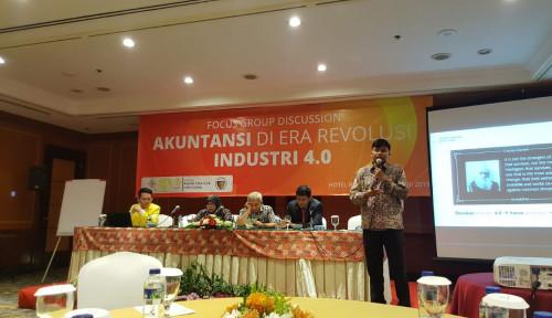 Hadapi Revolusi Industri 4.0, Akuntan Wajib Berinovasi