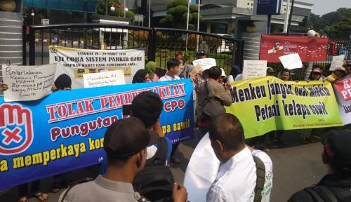 Foto APPKSI Desak Jokowi Tak Lagi Tetapkan Pungutan Ekspor CPO