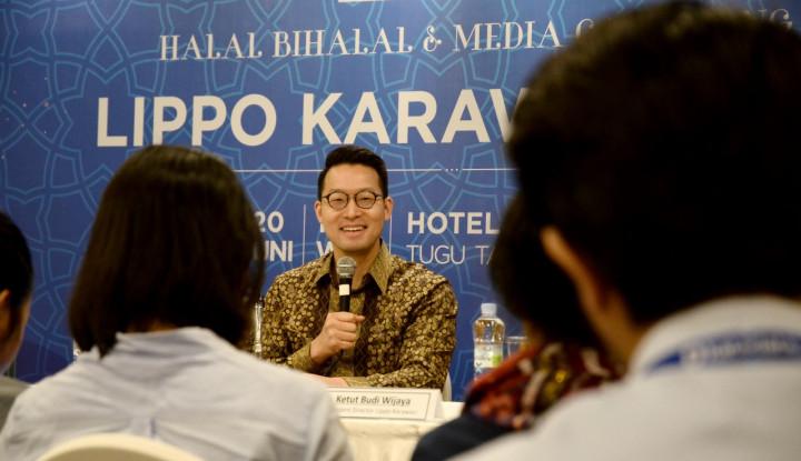 Fokus Pasar Indonesia, Lippo Karawaci Belum Lirik Pasar Luar Negeri - Warta Ekonomi