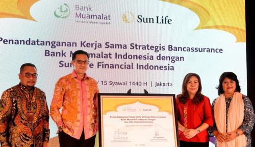 Bank Muamalat Segera Pasarkan 5 Produk Bancassurance Sun Life