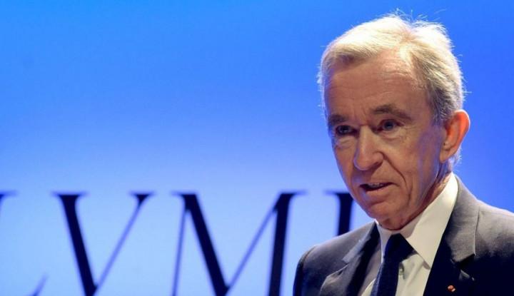 Masuk Jajaran Miliarder Elite, Siapa Bernard Arnault Sebenarnya? - Warta Ekonomi