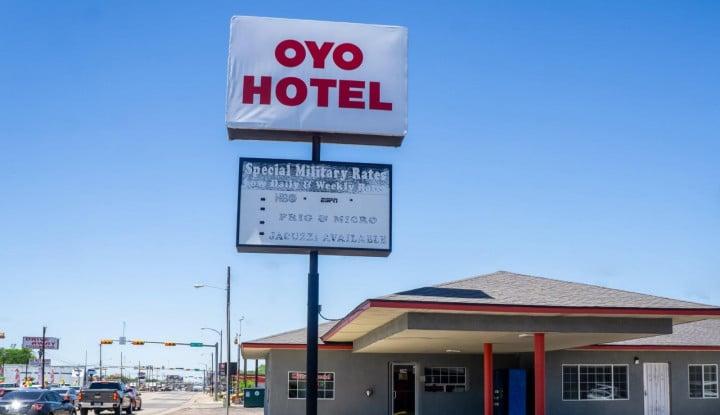 OYO Hotels Raih Suntikan Dana dari RA Hospitality Holdings Sebesar US$2 Miliar - Warta Ekonomi