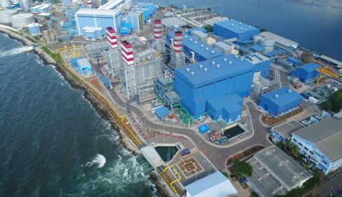 Setrum Listrik Jakarta Bertambah 171 MW dari PLTGU Muara Karang