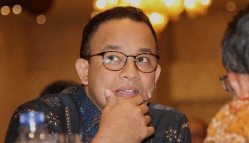 Foto Dikritik Sering Dinas ke Luar Negeri, Anies Ngegas?
