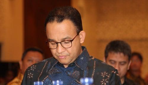 Foto Anak Buah pada Pasang Badan, Ketua DPRD: Pak Anies, Ngomong Dong!