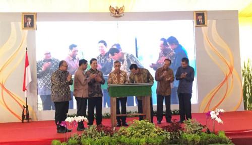 Foto OJK Mulai Bangun Gedung Baru di Yogyakarta