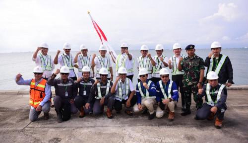 Tangki Timbun PTPP di Pulau Nipa Beroperasi Tahun 2021