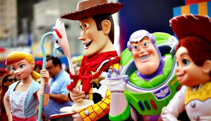 Toy Story 4 Juga Menumbuhkan Industri Mainan di Inggris