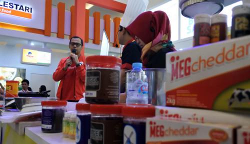 Foto Andalkan Flour Blending System, Bungasari Optimis Rebut Pasar Tepung Terigu